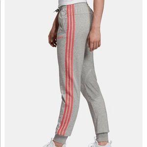 NWT ADIDAS 3-Stripe Joggers
